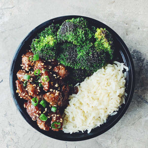 BEEF + BROCCOLI BOWL | REFŪL