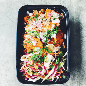 CHICKEN CHILAQUILES | REFUL.CO