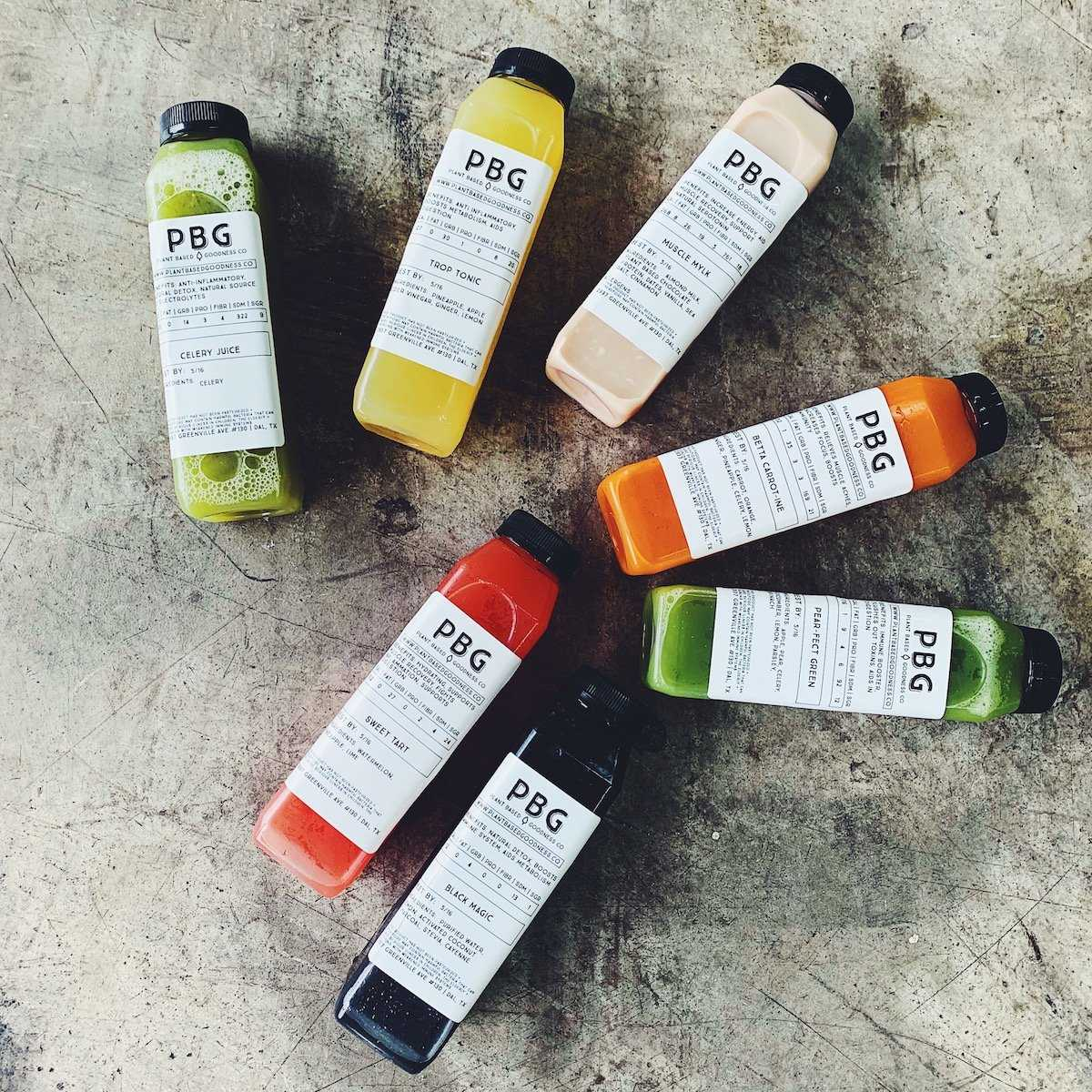 1 DAY REBOOT JUICE PACK