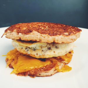 FIT BREAKFAST BURGER | REFUL.CO