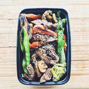 STEAK STIR FRY | REFUL.CO