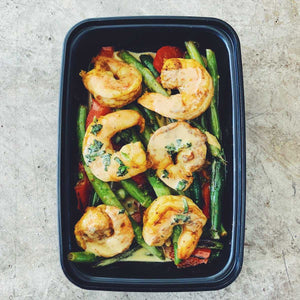 THAI BASIL SHRIMP
