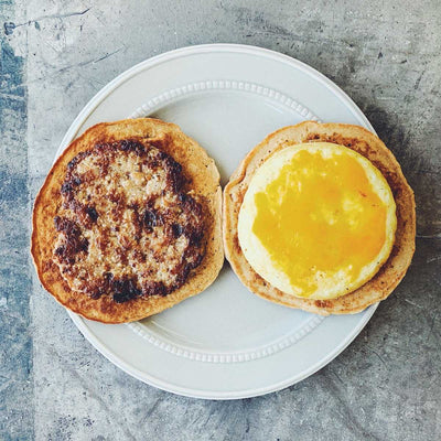 CHICKEN BREAKFAST SANDWICH | REFUL.CO