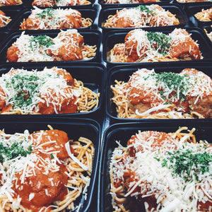 SPAGHETTI + MEATBALLS | REFUL.CO
