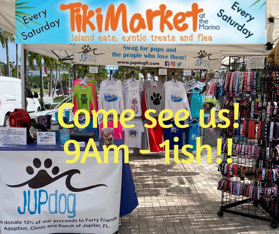 We're Back - Saturdays at the Tiki Market - 9am  - 1ish