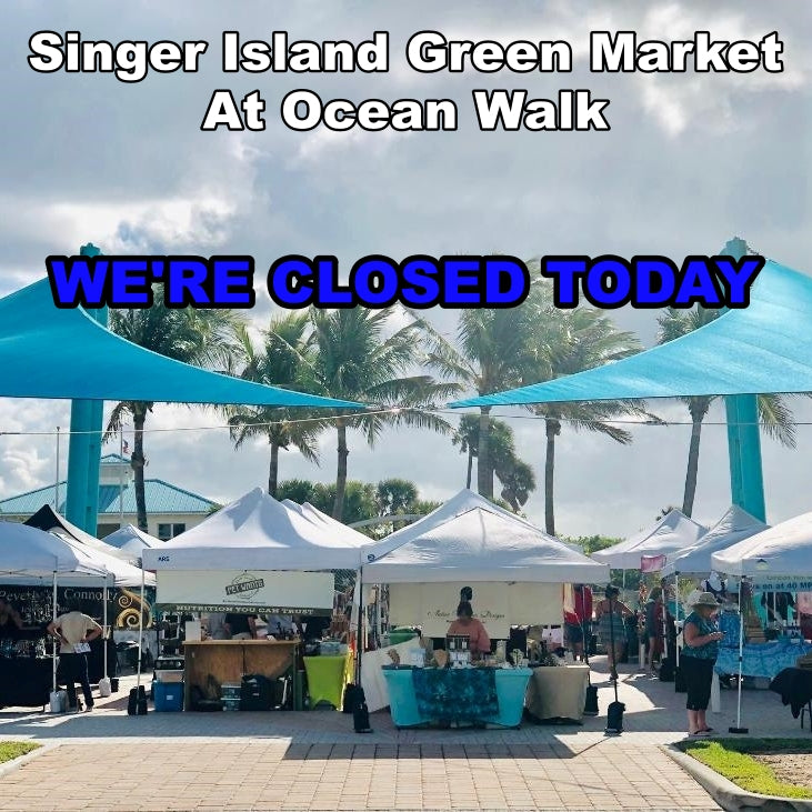 Singer Island Market - Wednesday and Fridays