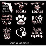 Car Decals - JUPdog