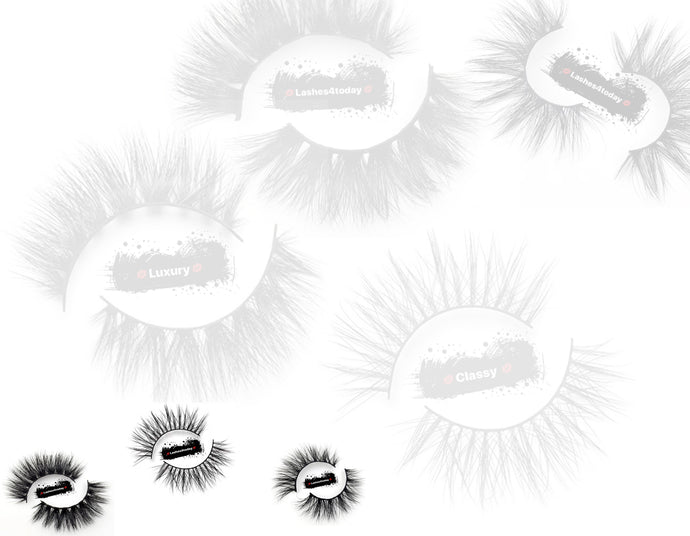 4 Easy Steps to care for your lashes4today lashes