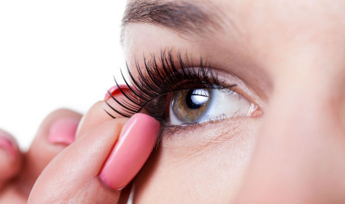 Tips For Applying Mink Eyelashes