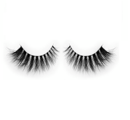 3D Mink Lashes Invisible/ Transparent  Band