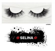 Load image into Gallery viewer, Selina 3D Silk Mink Eyelashes