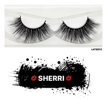Load image into Gallery viewer, Sherri 3D Silk Mink Eyelashes