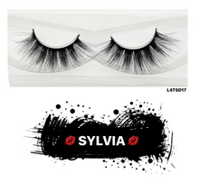 Load image into Gallery viewer, Sylvia 3D Silk Mink Eyelashes