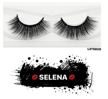 Load image into Gallery viewer, Selena 3D Silk Mink Eyelashes