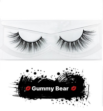 Load image into Gallery viewer, Wholesale lashes, wholesale eyelashes, 3d Mink lashes, wholesale 3d mink lashes Mink Fake Lashes, wholesale Mink , bulk eyelashes , bundle 3d Mink , box for mink lahes, lash boxes wholesale, lashes case, lash case, lashes wholesale , 3d Mink Strip Lashes Vendor supplier in USA