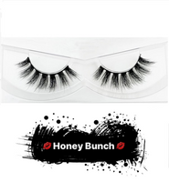 3D Mink strip lashes Vendor 3d mink eyelashes factory