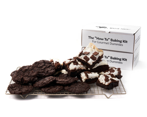 Vegan Bundle: S'mores Brownies + Chocolate Cookies