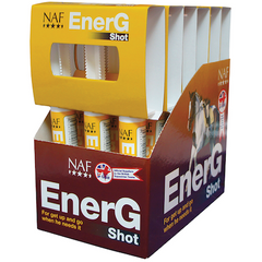 NAF EnerG shot - 3-pack