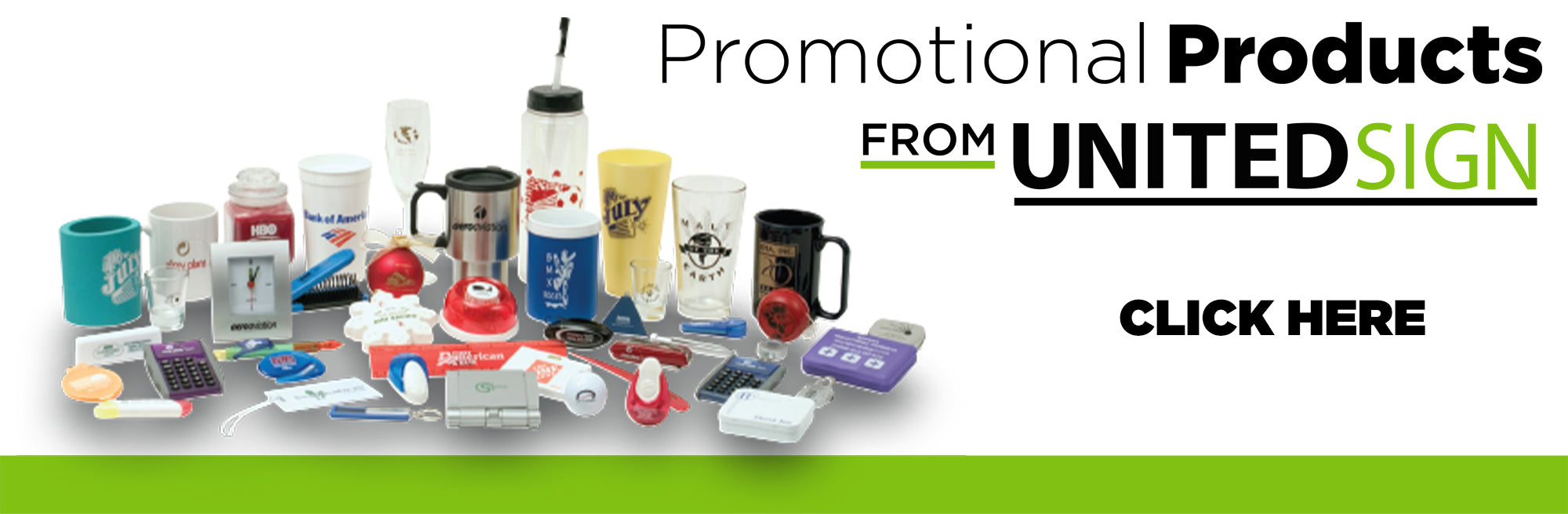 Promotional Products from UnitedSign