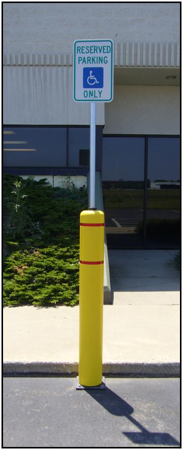 FlexPost with 52in. Bollard