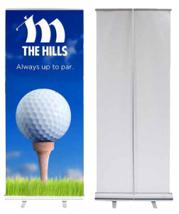 Econo Roll Banner Stand