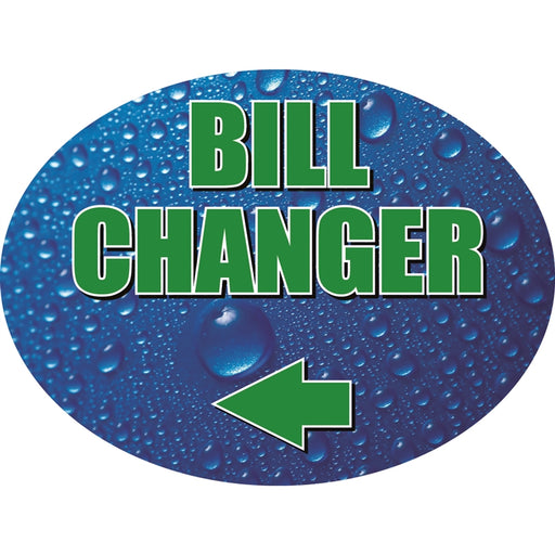 "Insert-""Bill Changer"" (Left)"