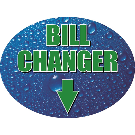 "Insert-""Bill Changer"" (Down)"
