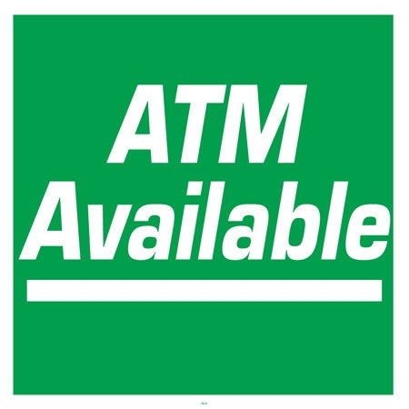 "ATM Available- 24""w x 24""h Squarecade Panel"
