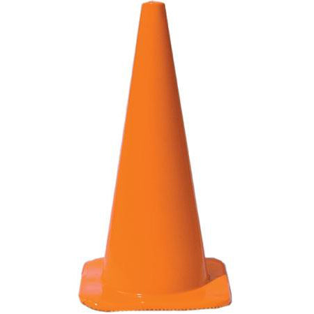 Orange Heavy Duty PVC Traffic/Safety Cone