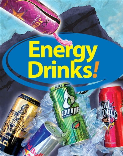 "Energy Drinks- 22""w x 28""h 4mm Coroplast Insert"