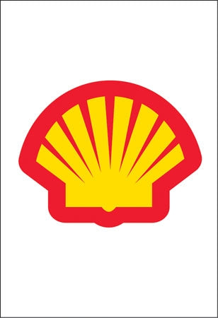 "Waste Container Insert- ""Shell"" Logo"