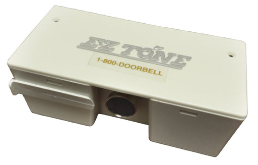 EZ Tone Door Chime White