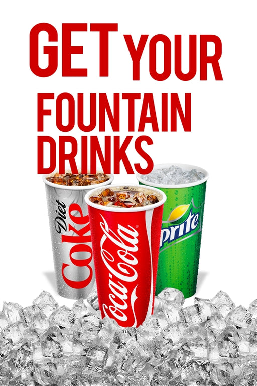 Fountain Drinks Aluminum