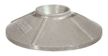 "Silver Splatter Shield- Fits 3/4"" - 1"" Nozzles"
