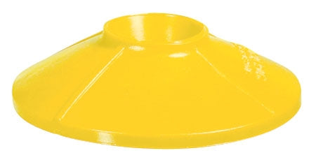"Splatter Shield- Yellow Fits 3/4"" - 1"" Nozzles"