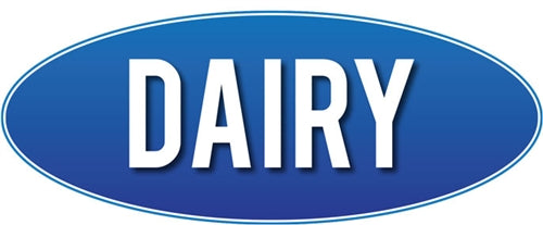 "Dairy Store Sign 9""w x 23""h"