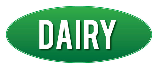 Dairy Store Sign Green