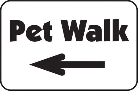 Pet Walk Left
