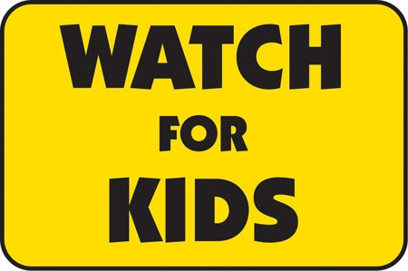Watch for Kids
