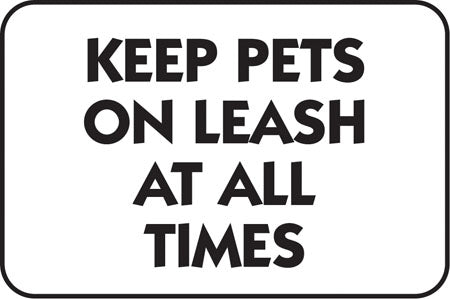 Pets on Leash