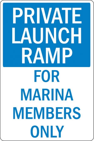 Private Launch Ramp