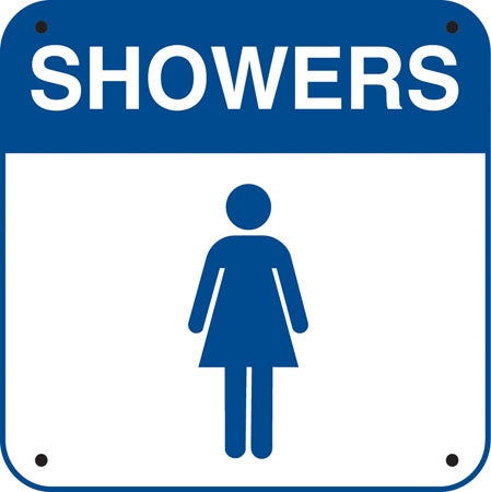 Womens Shower