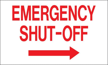 """Emergency Shut Off"""