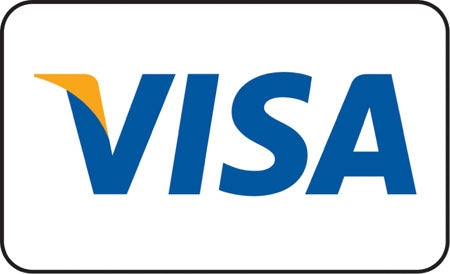 Visa Image Double Sided Decal