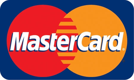 MasterCard Image Double Sided Decal