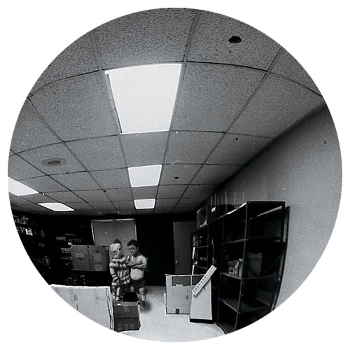Round Indoor Security Mirrors