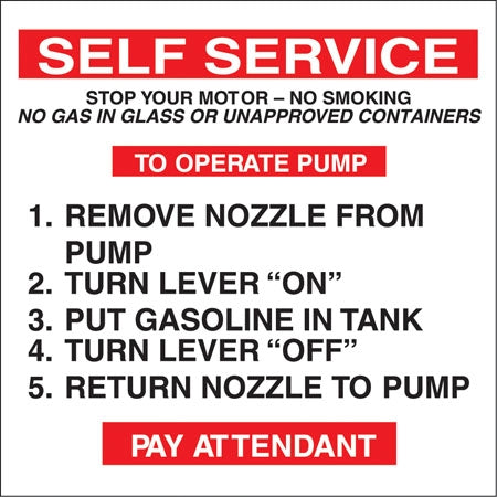 All Gas Pump Decals - Decals_Pump Instructions