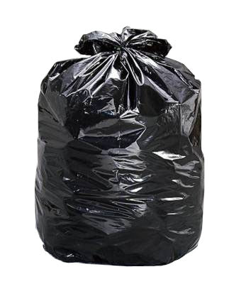 30-33 Gallon Trash Bags 250 per Case