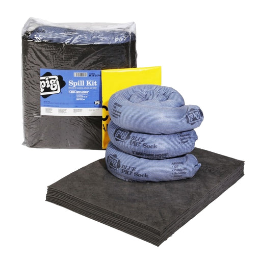 5 Gallon Spill Kit for Petroleum Based Fuels