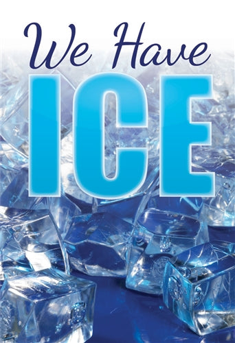"Sqawker Insert- ""We Have Ice"""